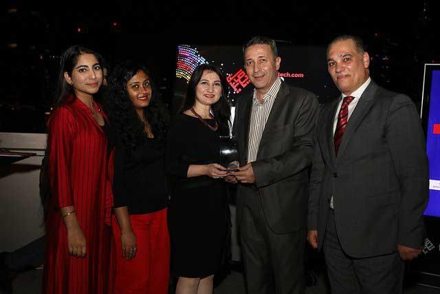 Tahawultech Hot 50 Award