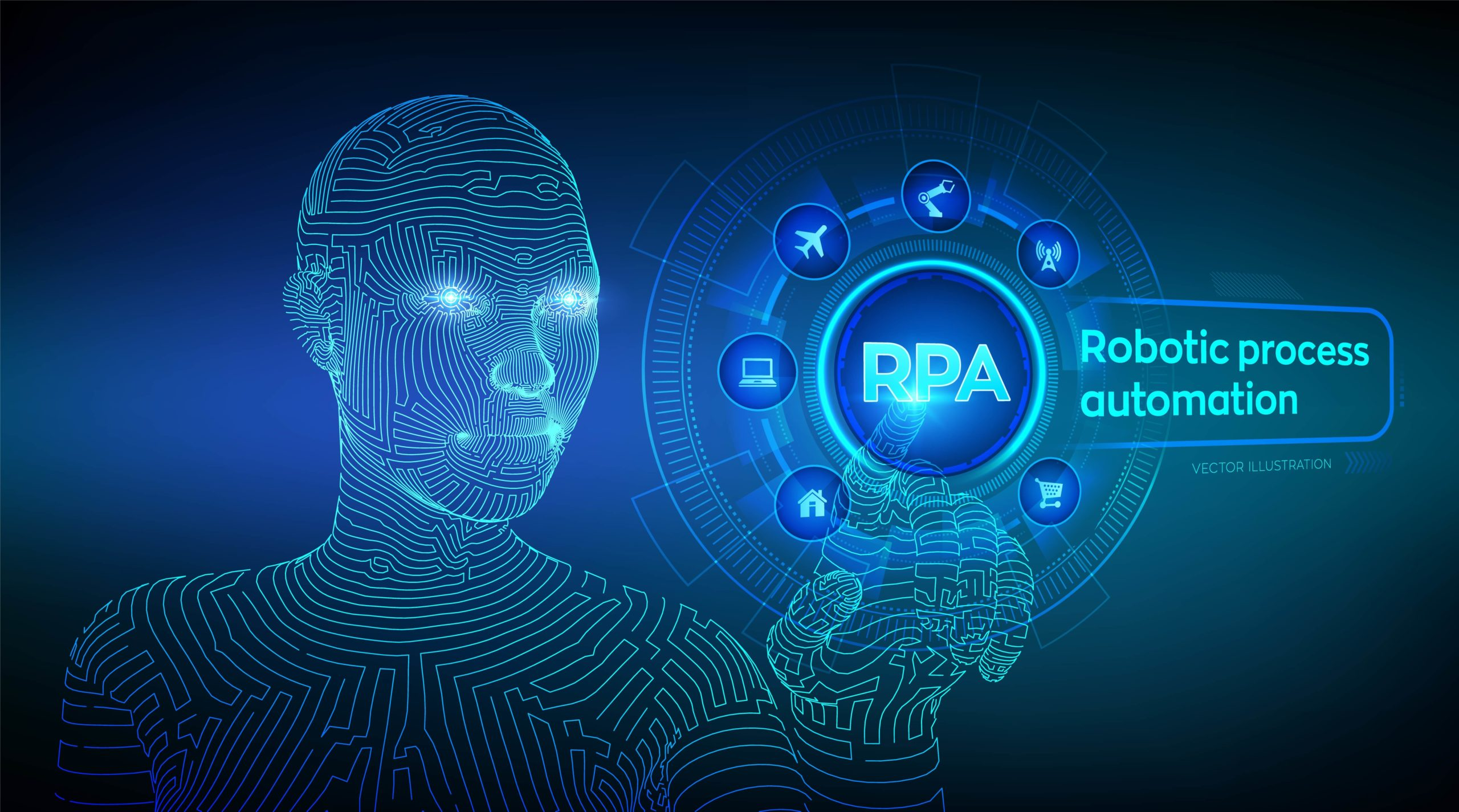 5-point Success Strategy For Managing The New Normal With Robotic Process Automation  Rpa